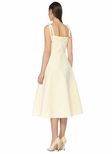 Brock Collection Elbise Beyaz